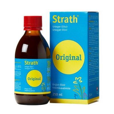 Midsona Strath Urtegær Eliksir • 250 ml.