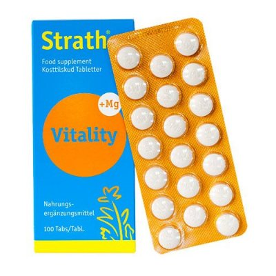 Midsona Strath Vitality m. magnesium