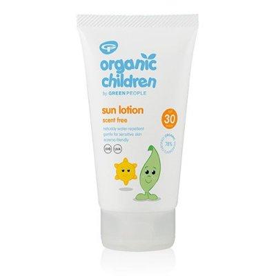 GreenPeople Sun lotion børn SPF 30 • 150ml.