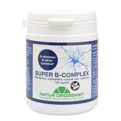 ND Super B-Complex • 120 kap.