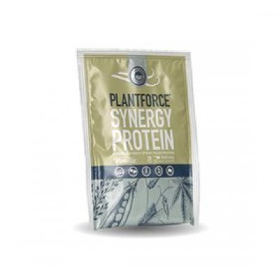 Plantforce Synergy Vanilje • 20g.