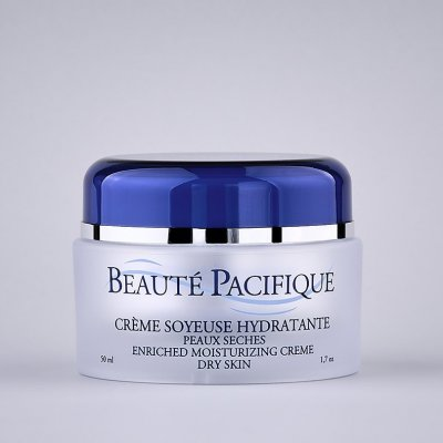 Beauté Pacifique Dagcreme til tør hud (krukke) • 50 ml.