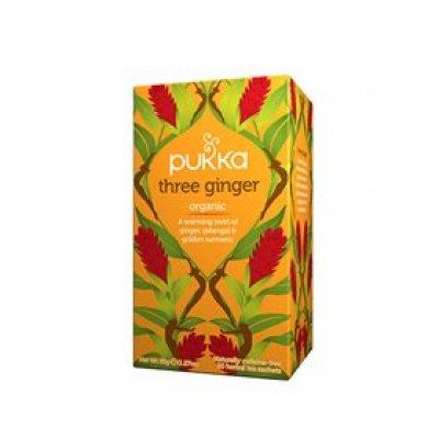 Pukka Three Ginger • 20 br.