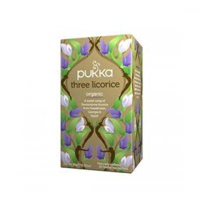 Pukka Three Licorice te Ø • 20 br.