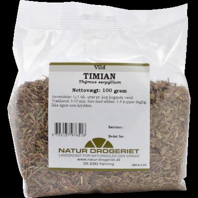 ND Timian Vild • 100 g.