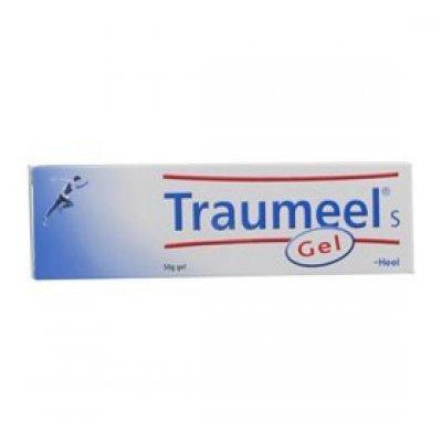 Biovita Traumeel gel • 50g