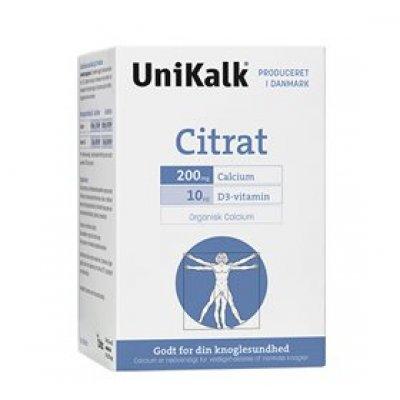 Orkla Unikalk Citrat • 130 tab.