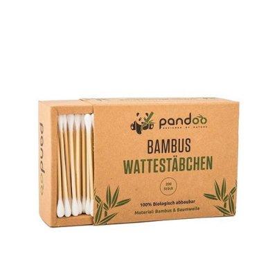 OBS Vatpinde af bambus og bomuld • 1 pk.