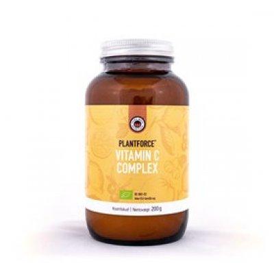 Plantforce Vitamin C Complex Ø • 200g.