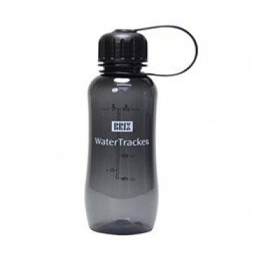 WaterTrakers 0,3 L Black BPA-fri drikkeflaske af Tritan