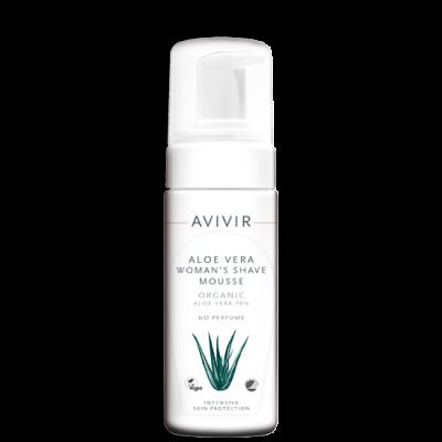 Avivir Aloe Vera Woman's Shave • 150 ml.