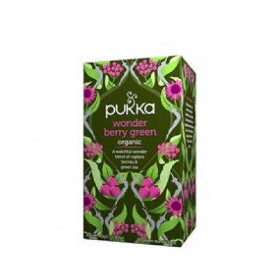 Pukka Wonderberry Green te Ø • 20 br.
