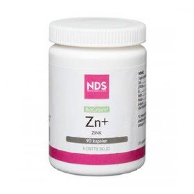 NDS Zn+ Zinc • 90 tab.