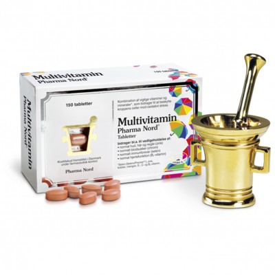 Multivitamin • 150 tabl.