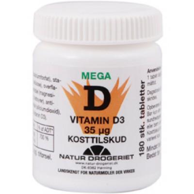 D-Vitamin 35 ug