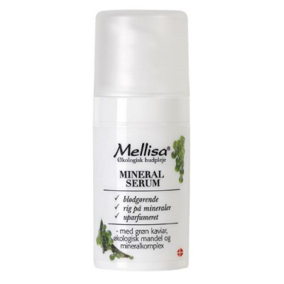 Mellisa Serum Mineral • 15 ml.