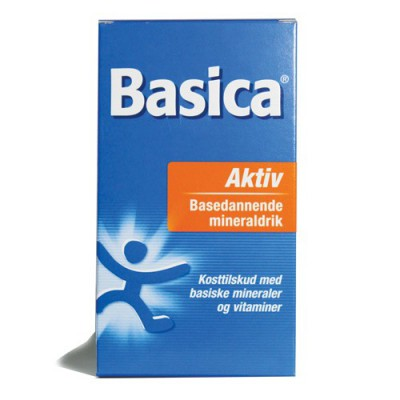 BioVita Basica Aktiv • 300 g.
