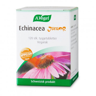A.Vogel Echinacea Junior • 120 tab.