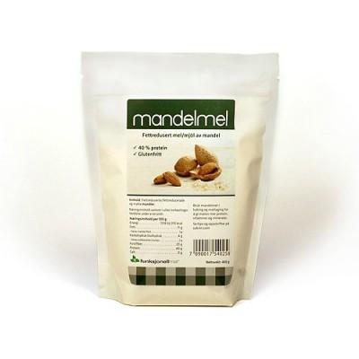 Funktionel Mad Mandelmel • 400g.