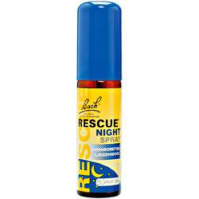 Bach Rescue Night Spray • 20 ml.