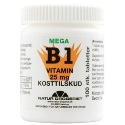 B1 Mega Vitamin