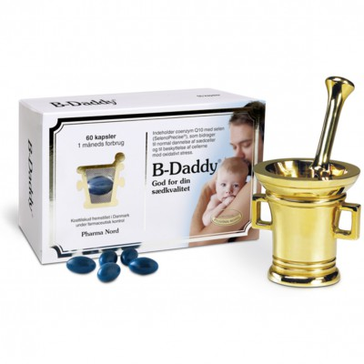 Pharma Nord B-Daddy • 60 kaps.