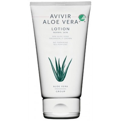 Avivir Aloe Vera Body Lotion 90% • 150 ml.