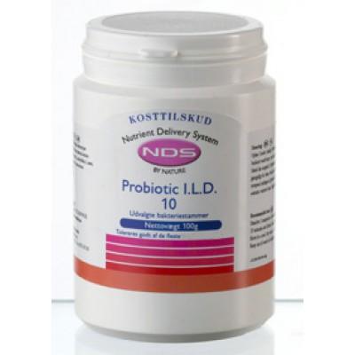 NDS ILD 10 Probiotic • 100 gram