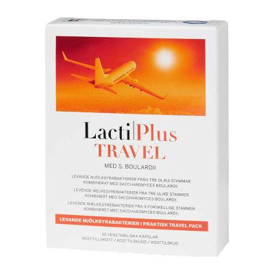 A. Vogel LactiPlus Travel • 30 kap.