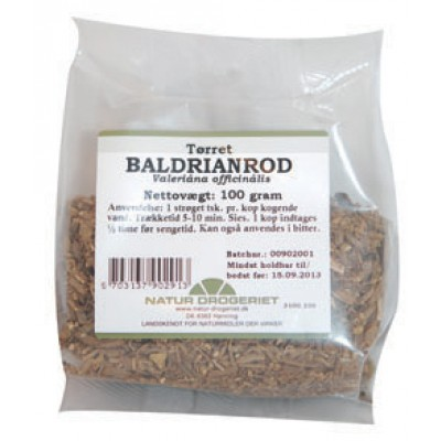 ND Baldrianrod • 100 g.