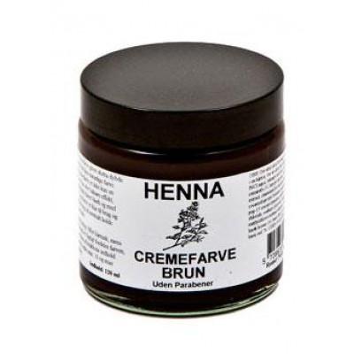 Rømer Henna Cremefarve • Brun