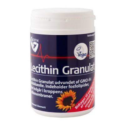 BioSym Lecithin Granulat m. solsikke • 400 gram
