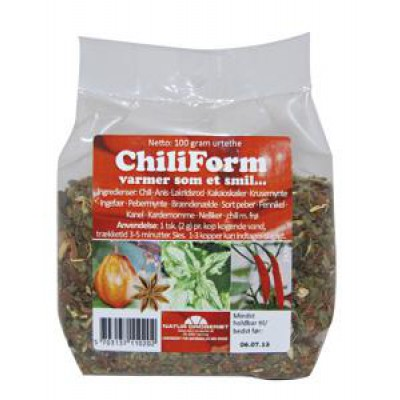 Chiliform • 100 g.