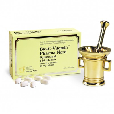 Bio-C-Vitamin • 120 tabl.