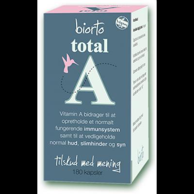 Biorto Total A  • 180 tabl.