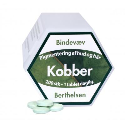 Berthelsen Kobber 2 mg
