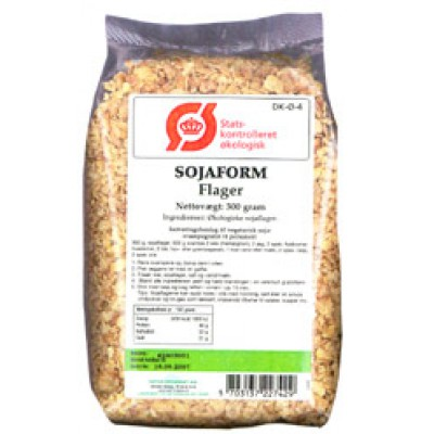 ND Soja Form Flager Ø • 300 g.