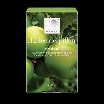 Æbleciderpillen™ • 30 tabl.