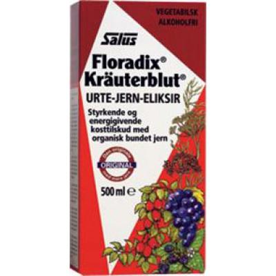 Floradix Kräuterblut - 500 ml.
