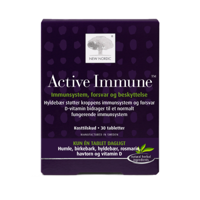 New Nordic Active Immune • 30 tabletter