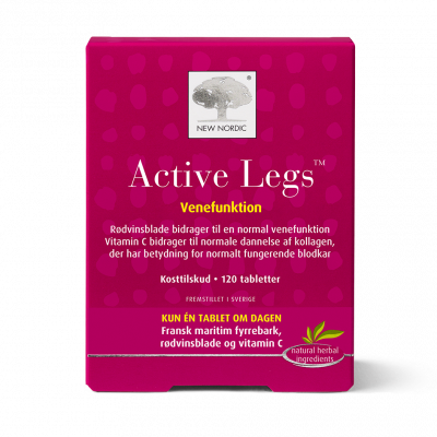 New Nordic Active Legs™ 120 tabletter