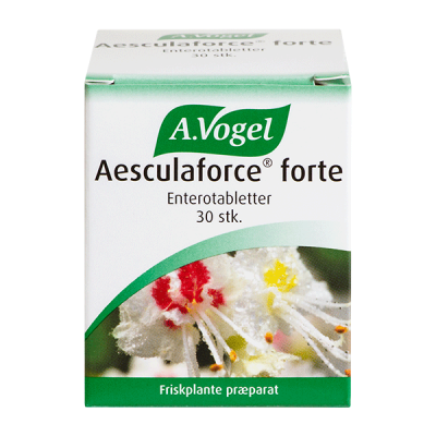 A. Vogel Aesculaforce Forte • 30 tabl.