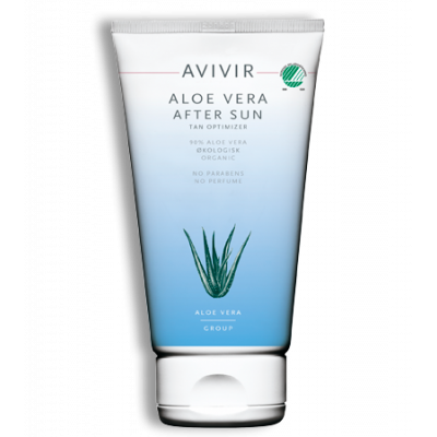 Avivir Aloe Vera Aftersun • 150 ml.