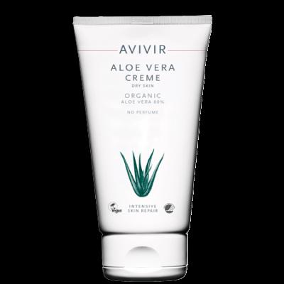 Avivir Aloe Vera Creme 80% • 150 ml.