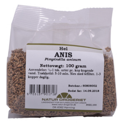 ND Anis Hel • 100 g.