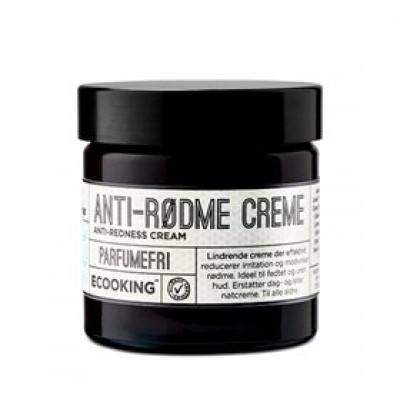 Ecooking Anti-Rødme Creme parfumefri • 50ml.