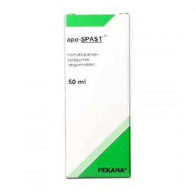 Pekana Apo spast • 50ml.