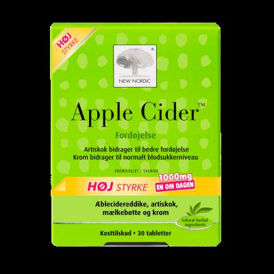 New Nordic Apple Cider 30 tabletter