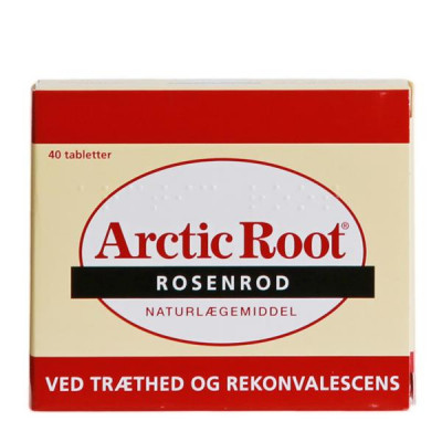 Arctic Root Rosenrod • 80 tab.