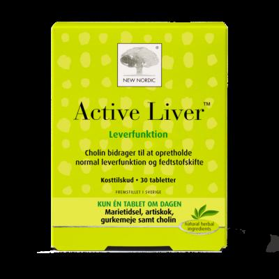 Active Liver™ 30 tabletter